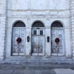Marigny Opera House at Christmas