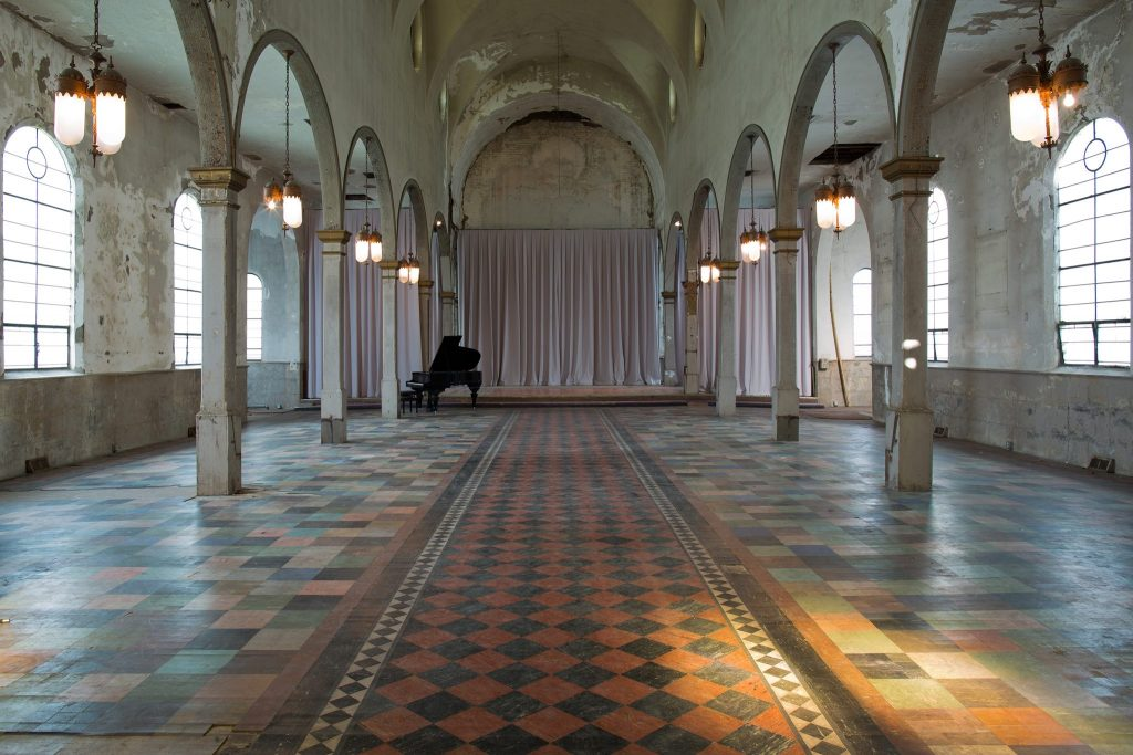 Interior Of Marigny Opera House