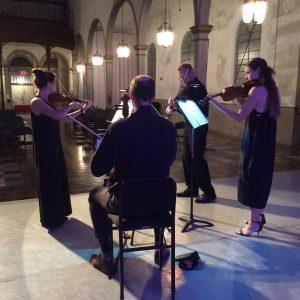 polymnia-quartet